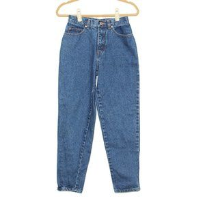Vintage High waist tapered leg Jeans Size 7